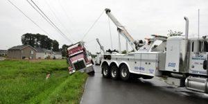Boom Lift Tow Truck in Lakewood WA