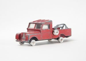 History of Towing