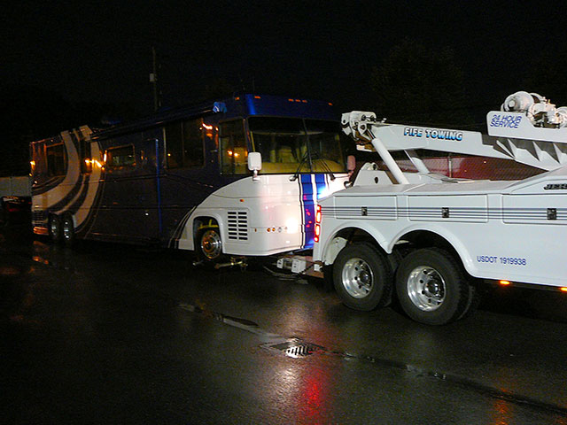 Towing Image